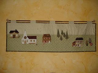 les petites maisons dans la prairie