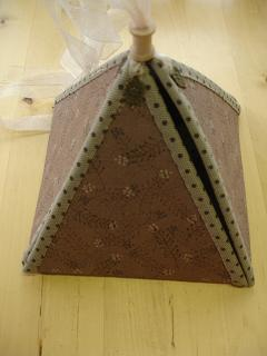 pochette pyramide